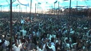 Massive Holy Ghost Outpouring - Ethiopia 2002