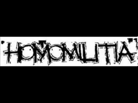 HOMOMILITIA - Unreleased Sesseion ( FULL)