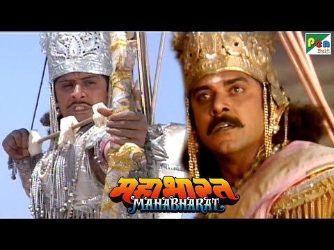कैसे हुई कर्ण की मृत्यु? | महाभारत (Mahabharat) | B R Chopra | Pen Bhakti