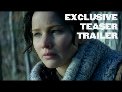 'The Hunger Games: Catching Fire' Trailer!!!
