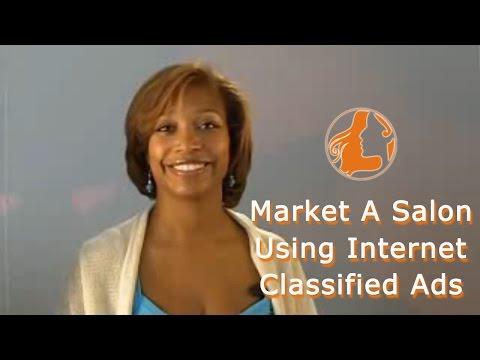 Market A Salon Using Internet Classified Ads