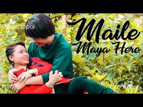 (Maile Maya Here - Ekanta Angdemba | Nepali Adhunik Song | 2075 - Duration: 4 minutes, 45 seconds.)