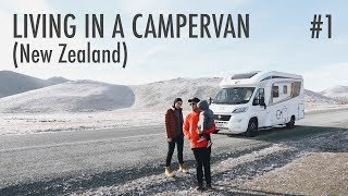 Video Living in A Campervan: New Zealand #1 MP3, 3GP, MP4, WEBM, AVI, FLV November 2018
