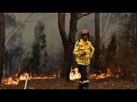 Αυστραλία: Μαίνονται οι τεράστιες πυρκαγιές στη χώρα