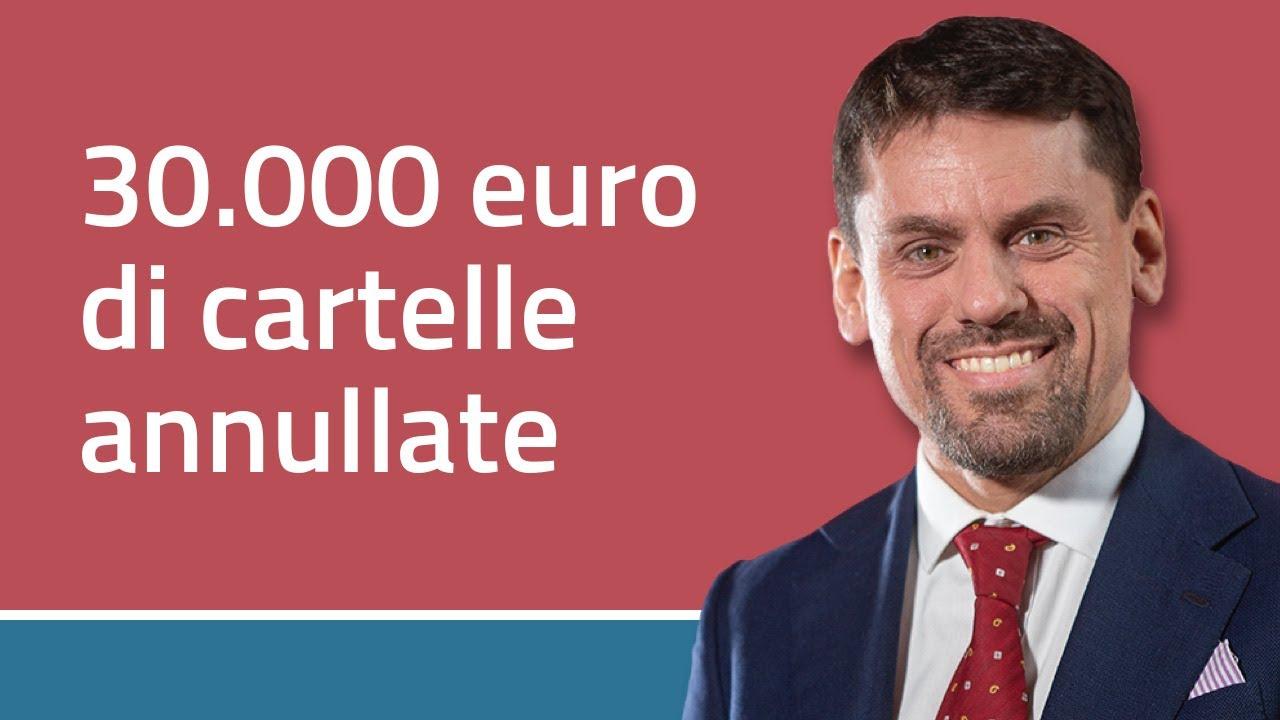 Ricorso vinto su 3 cartelle di pagamento mai notificate: risparmiati 30.000 euro