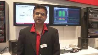 NAB 2014 - GatesAir Intraplex Transport / Encoding Solutions