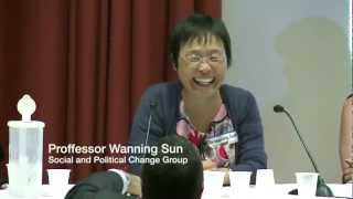Wanning China  City pictures : Prof Wanning Sun China Centre at UTS on Chinese diasporic media in Australia