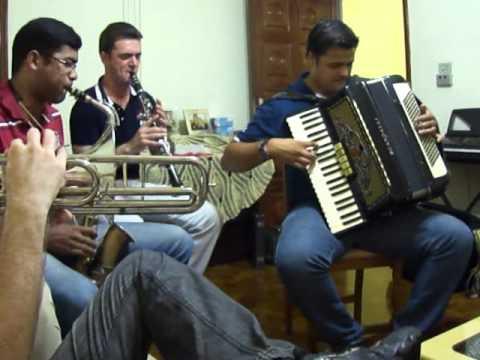 TOCATA PAVÃO BONITO E ARAÇATUBA  2012