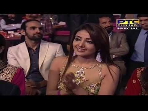Awards - Click to Subscribe: http://bit.ly/1gcl6Fd Diljit Dosanjh & Neeru Bajwa's Dance Performance PTC Punjabi Film Awards 2014.