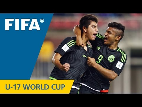 Highlights: Mexico v. Argentina – FIFA U17 World Cup Chile 2015