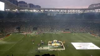 CAMPEÃO PALMEIRAS!! Palmeiras 1 x 0 Chapecoense no Allianz Parque, Campeonato Brasileiro série A [27/11/2016] Eneacampeão brasileiro