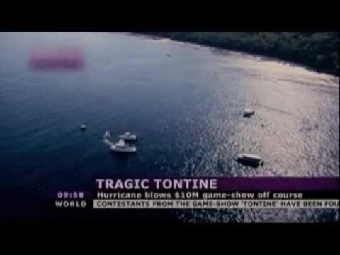 Tragedy on Reality Show - TV News