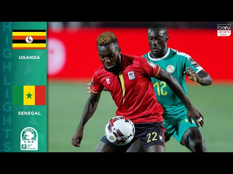 HIGHLIGHTS: Uganda vs Senegal