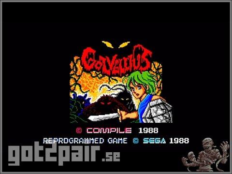 Golvellius - Master System