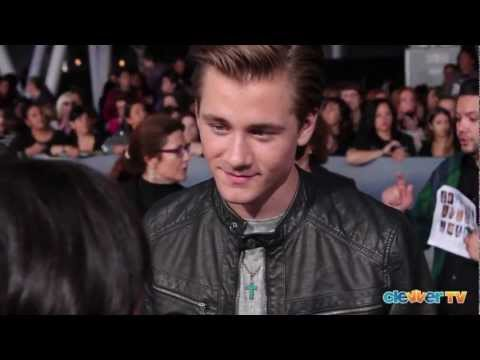 Luke Benward Talks Olivia Holt, Girl Vs Monster & See Dad Run – Breaking Dawn Part 2 Premiere