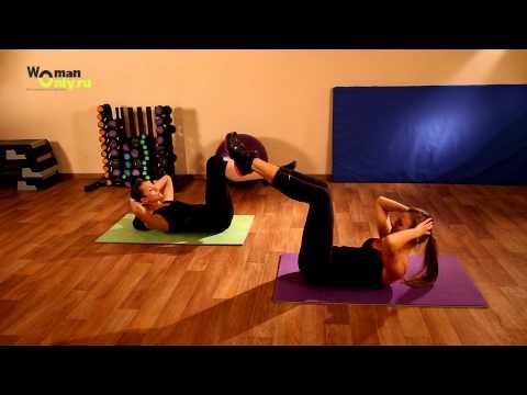 Упражнения для тела в домашних условиях фото