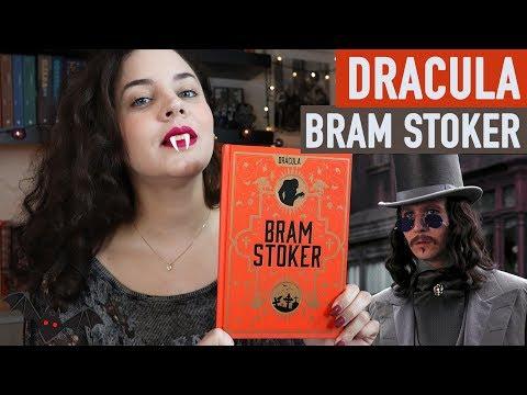 DRÁCULA, de Bram Stoker (um clássico favorito) ?  BOOK ADDICT