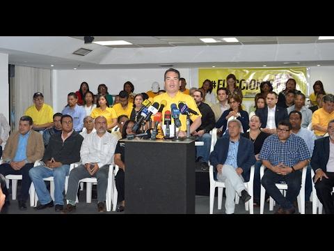 Tomás Guanipa: Sin partidos políticos no puede haber democracia en Venezuela