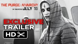 Nonton The Purge  Anarchy Exclusive Trailer  2  2014    Horror Movie Hd Film Subtitle Indonesia Streaming Movie Download