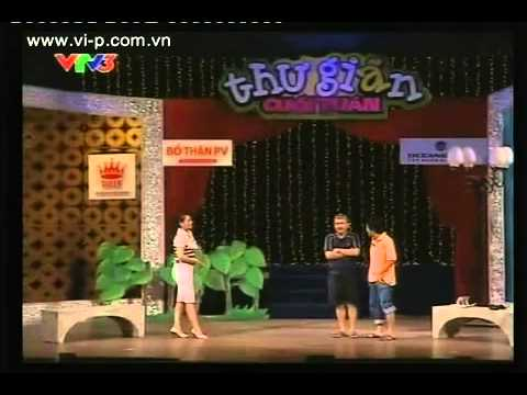 Thư giãn cuối tuần 30.10.2010 - Tiểu phẩm hài Tuổi thơ hè phố part 2