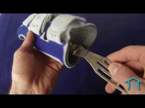 Im Test: ManuRhizoLoc Daumen-Hand-Schiene