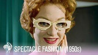 <h5>1950s Fashion Eyeglasses</h5>