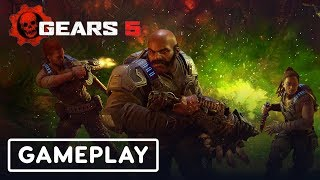 14 Minutes of Gears 5 Escape Gameplay - E3 2019