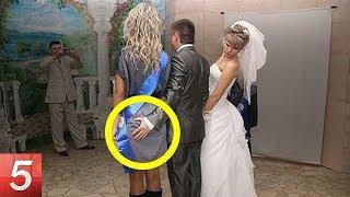 14 Wedding Photos You Won't Believe Actually Exist!