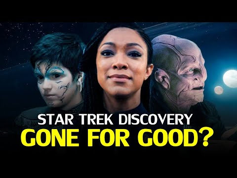 Is Star Trek Discovery gone for good?