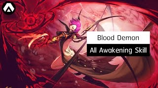 Video [Kritika] Blood Demon : All Awakening Skill (LV.10) Red & Blue MP3, 3GP, MP4, WEBM, AVI, FLV Juli 2018