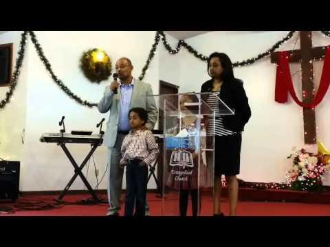 Ethiopian Christian testimony