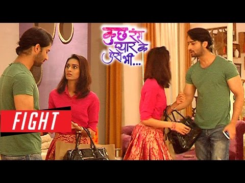 Dev BLAMES Sonakshi For Being A Careless Mother |