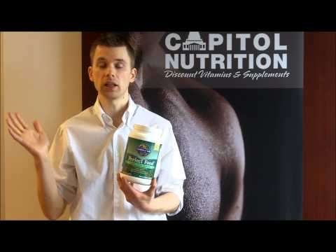 Garden of Life Raw Protein & Perfect Food Review