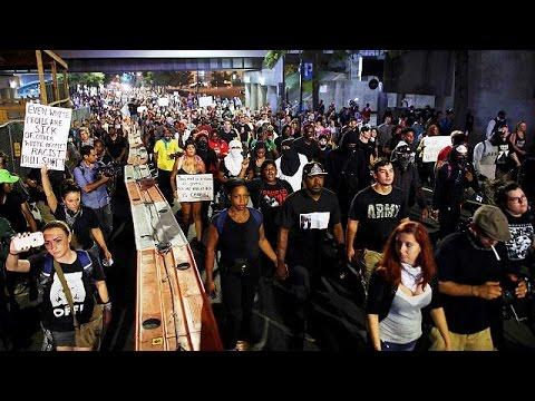 ΗΠΑ: Απαγόρευση κυκλοφορίας στο Σάρλοτ μετά τα σοβαρά επεισόδια