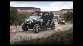 7. 2015 Can Am Commander MAX 1000