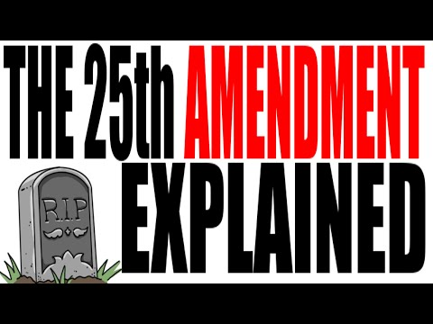 The 25th Amendment Explained: American Government Review