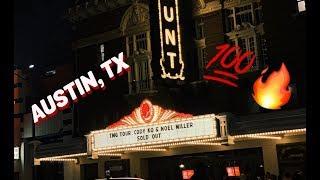 VLOG TINY MEAT GANG TOUR & AUSTIN DAY TRIP