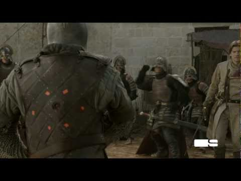 Game Of Thrones SSVFX Breakdowns