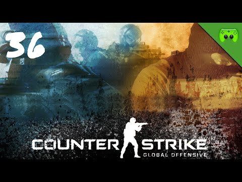 COUNTERSTRIKE # 36 - Auf nach oben «»  Let's Play Counterstrike GO | HD