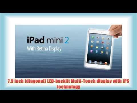 Apple IPAD MINI Retina Cellular 16GB 16 GB 1024 MB 7.9 -inch LCD