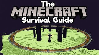 Starting An End Hub! • The Minecraft Survival Guide (Tutorial Lets Play) [Part 184]