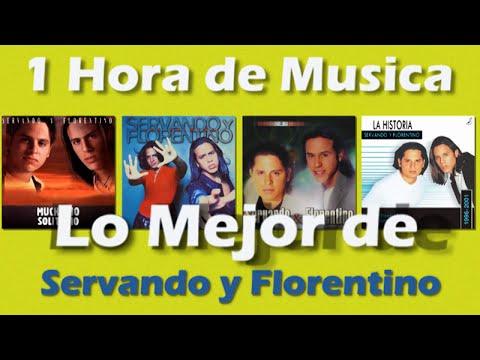 1 Hora de Musica -  Lo Mejor de Servando y Florentino - World Music Group