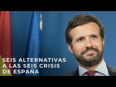 Seis alternativas a las seis crisis que tiene Espa...