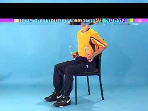 วีดีทัศน์การสอนออกกำลังกายสำหรับผู้สูงวัยเป็นโรคกระดูกพรุน EP 03