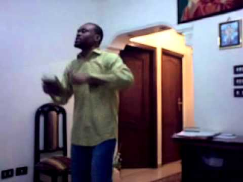 Pastor Givien   teaching   faith in jesus christ part 1