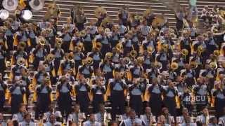 Dark Horse - Southern University Marching Band 2014