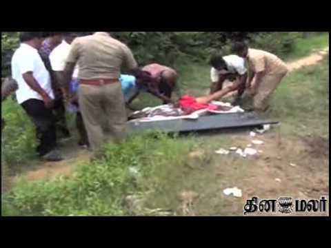 Dinamalar - Two Dead in Vandavasi as Can Burst - Dinamalar August 30th 2014 Tamil Video News.
