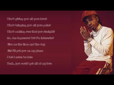 Jacquees Who's (lyrics)