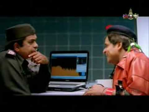 brahmanandam and ali comedy - super