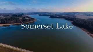 Somerset (PA) United States  city photos : Lake Somerset PA - Drone Fly Over - Phantom 3 Pro